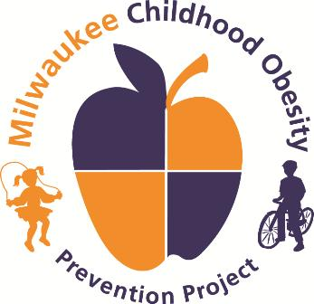 Milwaukee Childhood Obesity Prevention Project Logo